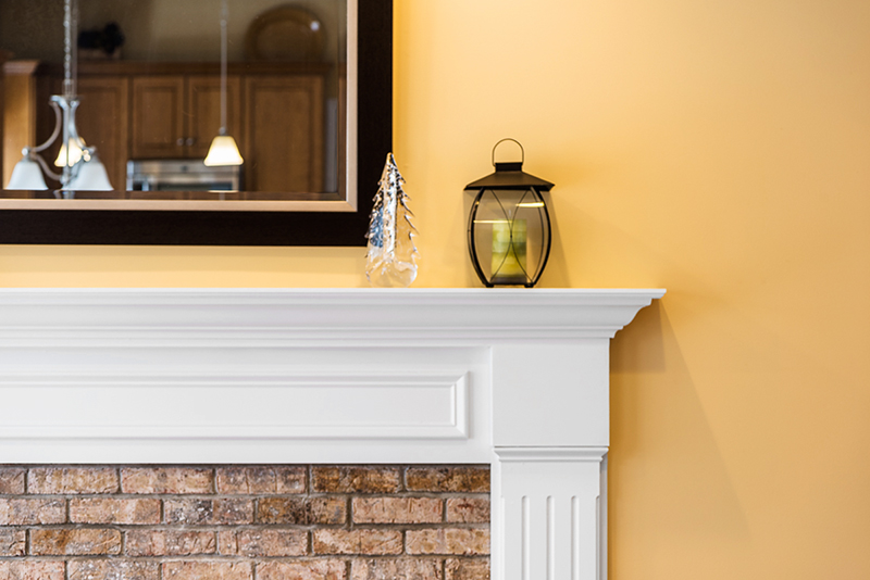 Steven William Photography - Architectural Details - Fireplace Mantel 01 (web)