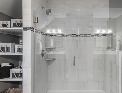 Real Estate Photography – Shower 2