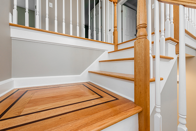 Steven William Photography - Architectural Details - Stair Landing 01 (web)
