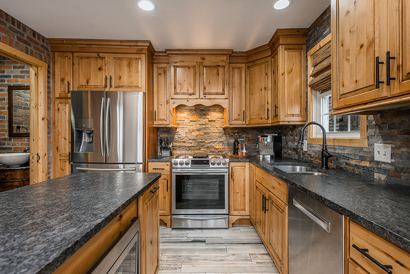 Steven William Photography - Real Estate Interiors - Kitchen 02 (web)